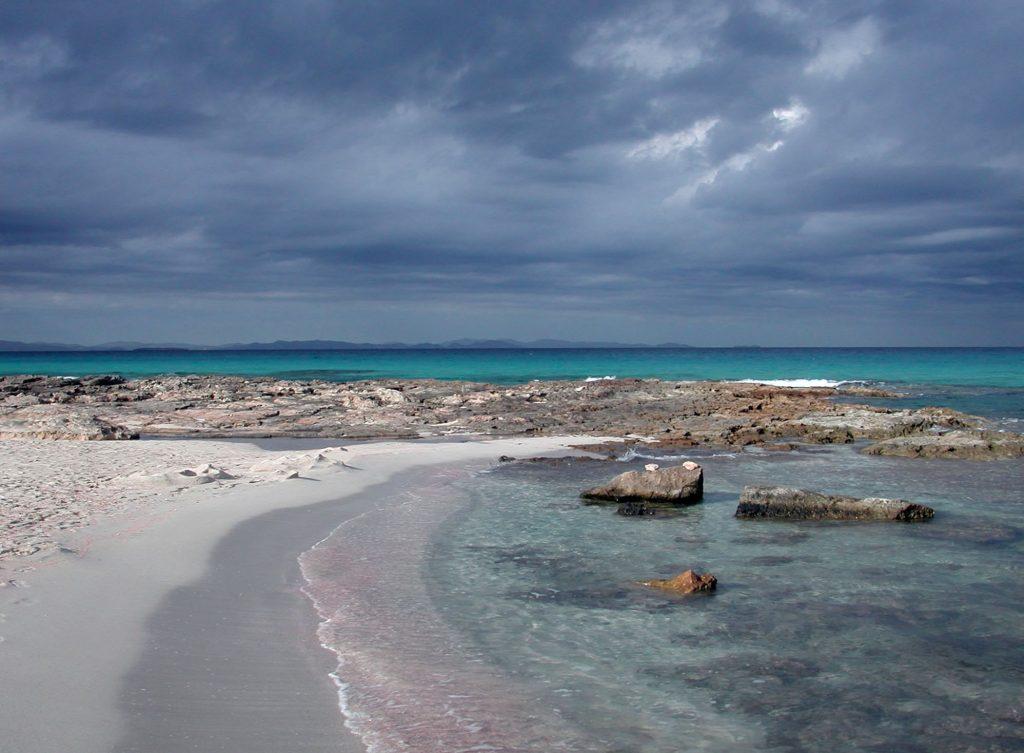 Ses platgetes (Es Caló de Sant Agustí) | Playas Baleares