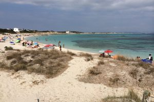 Playa de Ses canyes