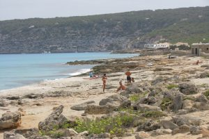 Playa des Carnatge / Playa de Tramuntana