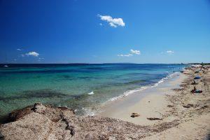 Playa des Cavallet (del Caballito)